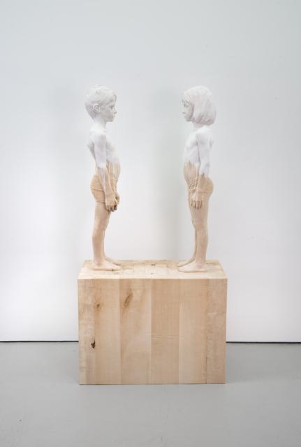 , 'Dirt on My Shoulders,' 2016, Jack Shainman Gallery