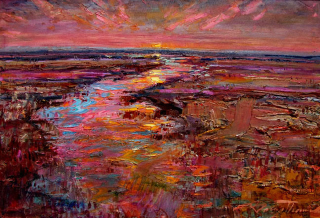 , 'Sunset Over the Delta   ,' 2010, Greg Thompson Fine Art