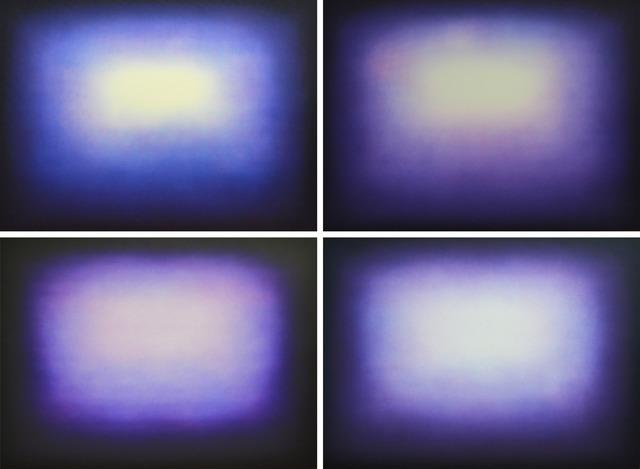 , 'Shadow V,' 2013, Galería La Caja Negra