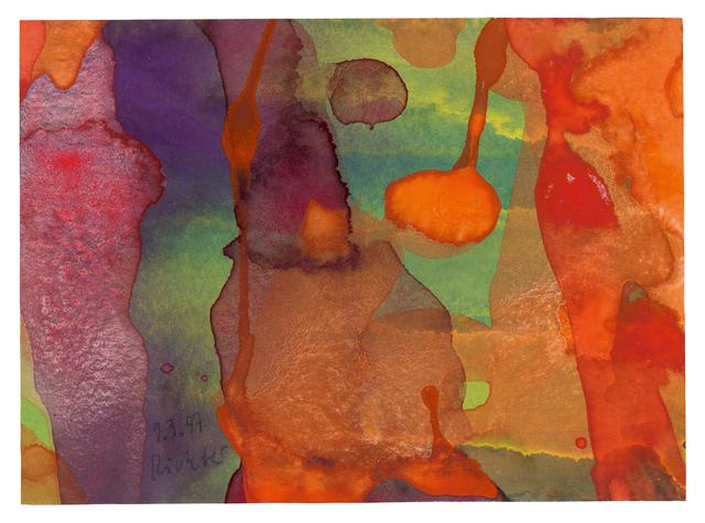 Gerhard Richter, 'Ohne Titel (9.3.97)', 1997, Ludorff