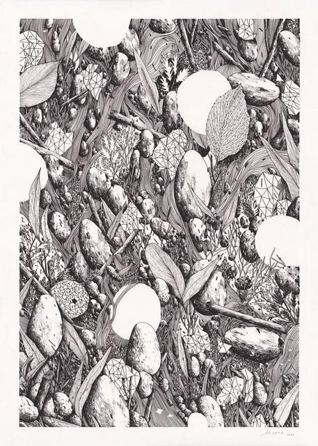 , 'Tropico 1,' 2017, MAGMA gallery