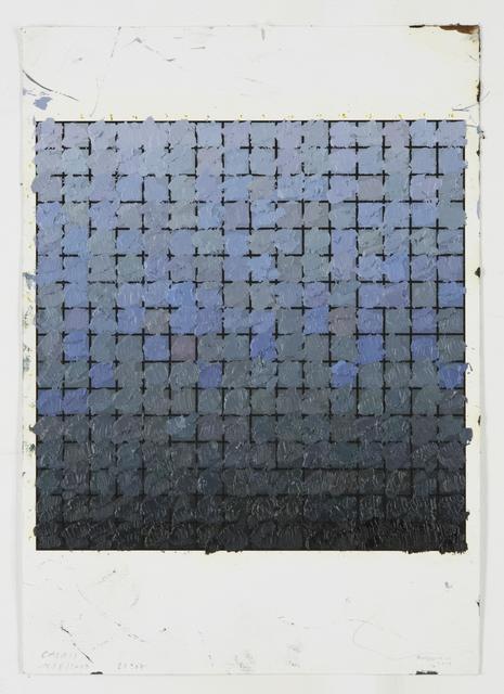 , 'Colorscape Calais 18/08/2018 20:52u,' 2018-2019, Whitehouse Gallery