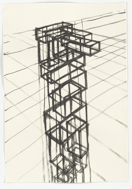 Antony Gormley, 'STAND IV', 2012, White Cube