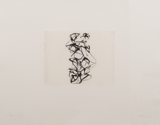 , 'Cyprian Evocation,' 1992, Susan Sheehan Gallery