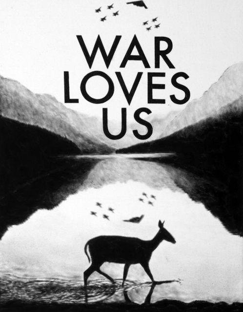 , 'War Loves Us 03,' 2016, Charlie Smith London
