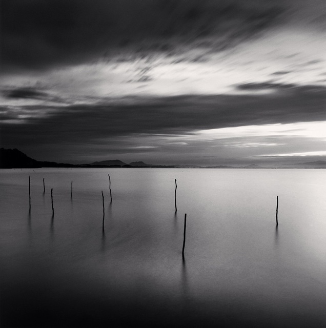 Michael Kenna, 'Sticks in Water, Lake Shinji, Honshu, Japan', 1993, Afterimage Gallery