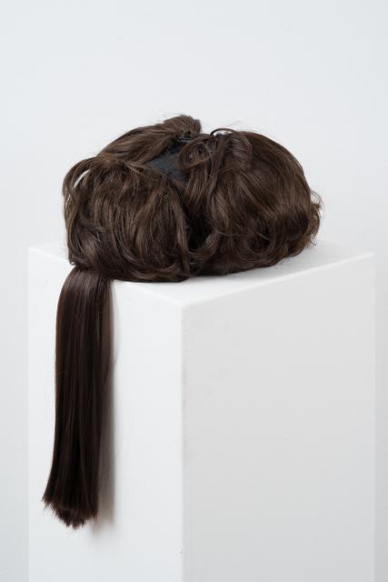 , 'Wig,' 2013, Grimmuseum