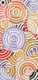 Antonio Asis, 'Vibración color,' 1965, Phillips: Latin America