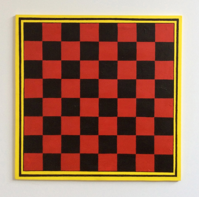 , 'Checker Board,' 2014, Albert Merola Gallery