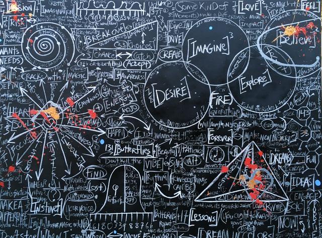 , 'It's Sort of a Revolution,' 2017, Contessa Gallery
