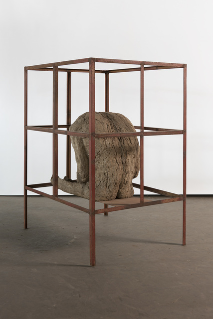, 'Figure in Iron House,' , Marlborough Gallery