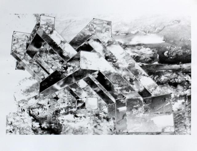 , 'La Jeune Fille et La Mort,' 2015, Galerie Marine Veilleux