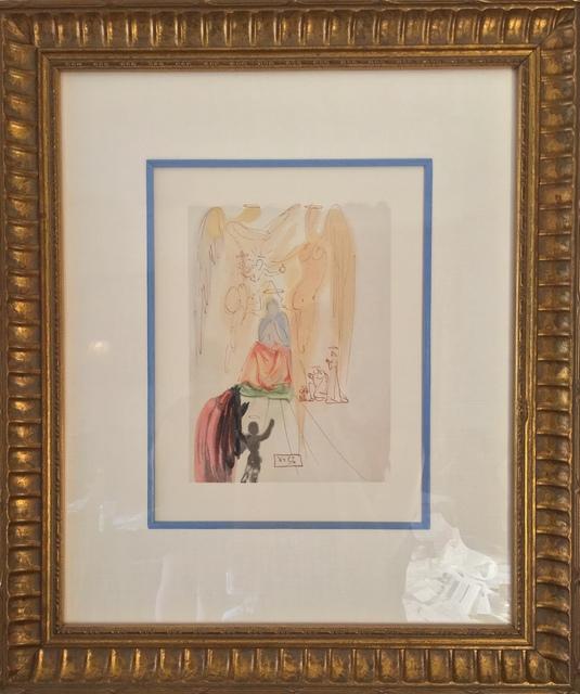 "Salvador Dalí, '""Il Giardino Di Christo""', 1974, Gallery 104"