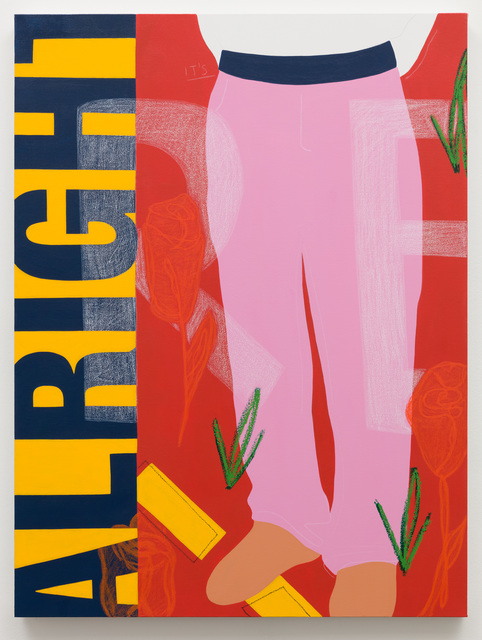 Gabriella Sanchez, 'It's Alright ', 2019, Charlie James Gallery