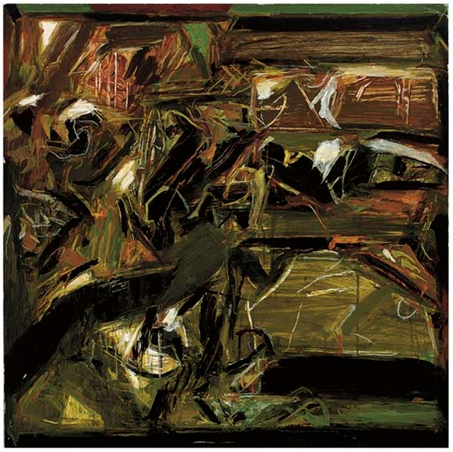 , 'Untitled Abstract,' 1970, Aicon Gallery