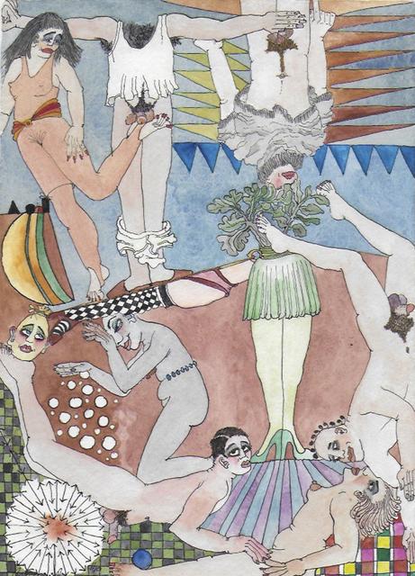 , 'Entre Comillas No 010,' 2002, LAMB Arts