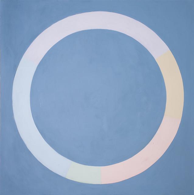 Brian O'Doherty, 'Vaughan's Circle', 2004, DC Moore Gallery