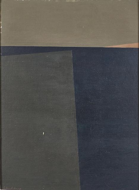 Helen Lundeberg, 'Dark Sea', 1960, Rago