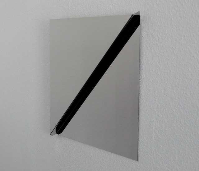 , 'Diagonal II,' 1976, Renate Bender