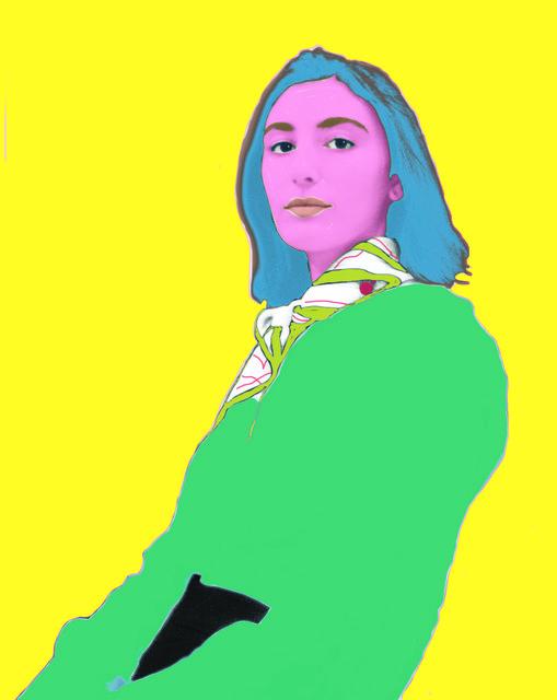 , 'Nadia ,' 2017, E-Moderne Gallerie