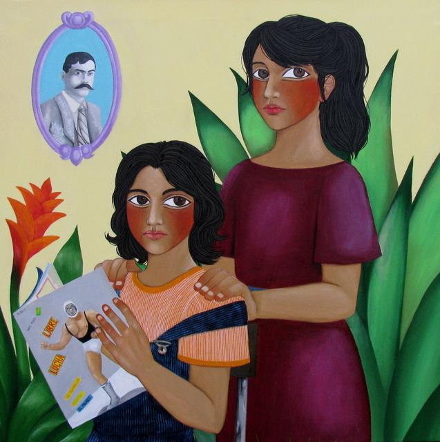 , 'Hermanitas,' 2018, Art Collection NYC