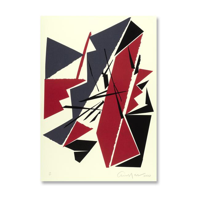 Emanoel Araujo, 'Colagens Serigrafadas', 2020, Print, Serigraphy on Paper, LAART