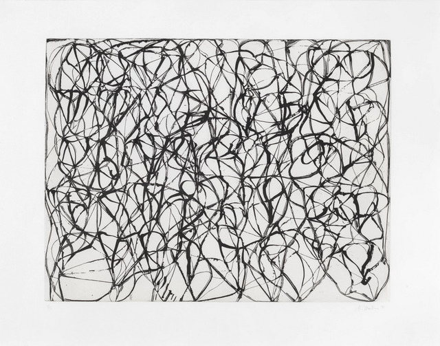 Brice Marden, 'Zen Study #2 from Cold Mountain Series', 1991, Mary Ryan Gallery, Inc
