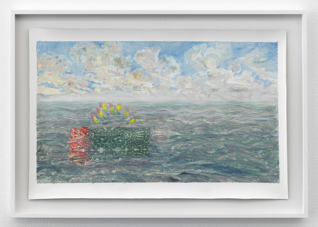 , 'Eyes on the Horizon, no. 4,' 2016, Galerie Fons Welters