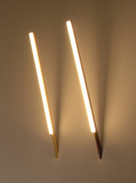 , 'Lit lines, Wall mounted,' 2012, Nilufar Gallery
