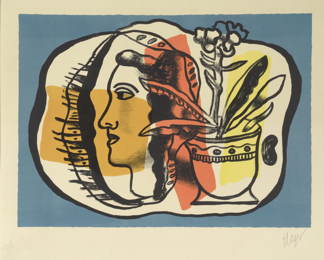 , 'Composition au Profil.,' 1948, William Weston Gallery Ltd.