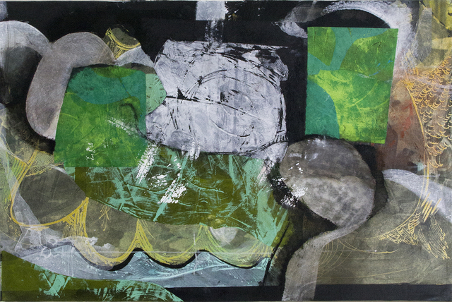 , 'Titian's Sleeve,' 2016, Jim Kempner Fine Art