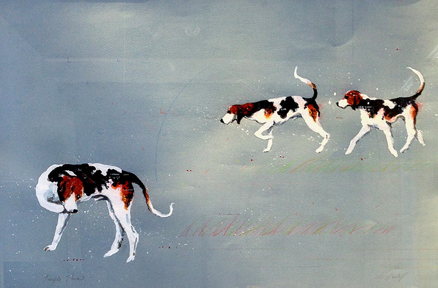, 'Triple Treat ,' 2012, Greg Thompson Fine Art