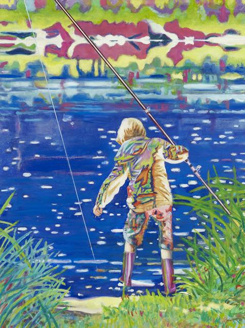 , 'Il Bambino Va a Pescare,' , Galerie Karl Pfefferle