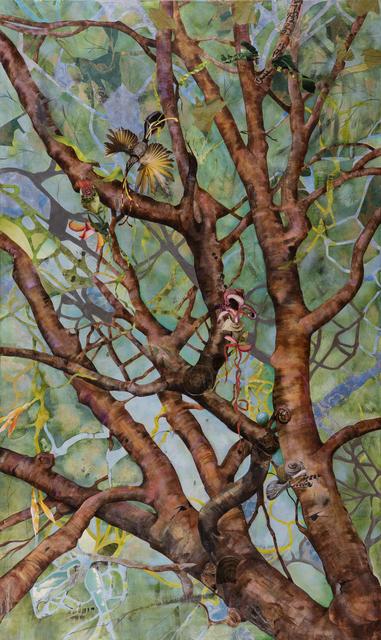 , 'Parasite Delight,' 2016, Walter Wickiser Gallery