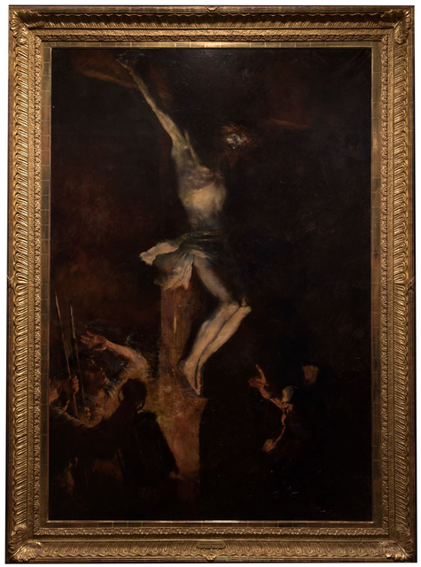 , 'It is Finished,' ca. 1900, Anthony's Fine Art