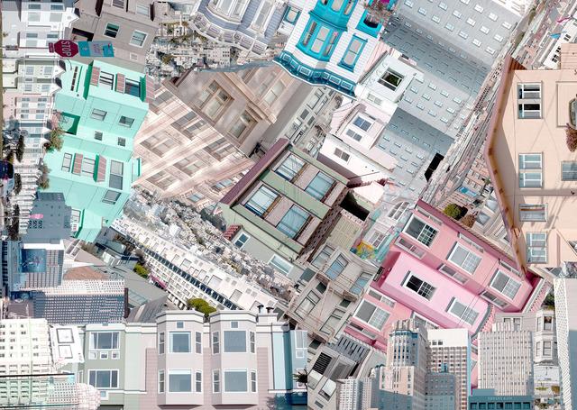 , 'Cityscape (SF) ,' 2013, Florentin 45