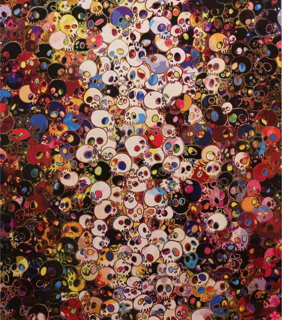 Takashi Murakami, 'I Do Not Rule My Dreams', 2011, MSP Modern