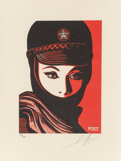 Shepard Fairey, 'Mujer Fatale', 2018, Heritage Auctions