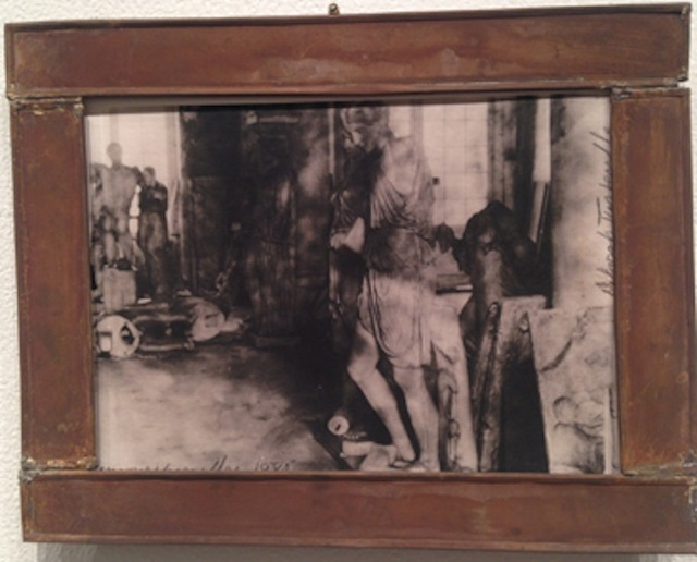 "Deborah Turbeville, 'Statues, from ""Unseen Versailles""', 1980, Staley-Wise Gallery"