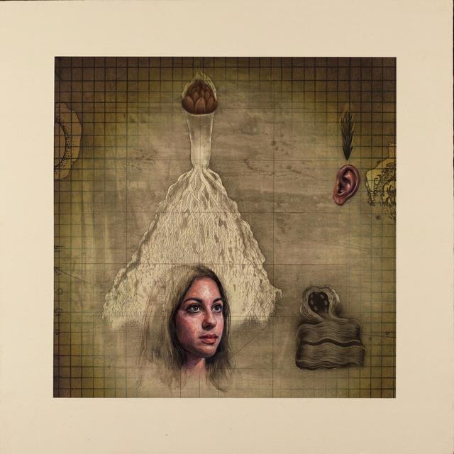 , 'Telepathy ( with Sean Caufield) ,' 2017, Peter Robertson Gallery