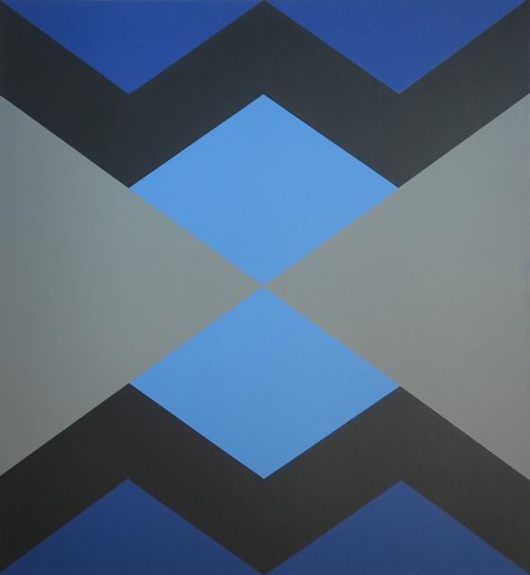 , 'Acrylic No. 2,' 2014, Leon Tovar Gallery