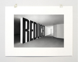 ", 'Formalizing their Concept: Lawrence Weiner's ""REDUCED"", 1969,' 2013, Josée Bienvenu"