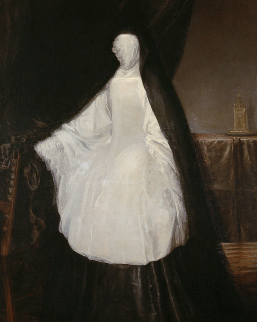 , 'Caput # 07 / 6755, based on ERZHERZOGIN MARIA ANNA (1528–1603) by Juan de Miranda Carreño, after 1665,' 2018, Galerie Reinthaler