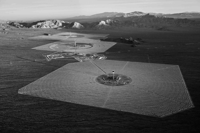 Jamey Stillings, 'Evolution of Ivanpah Solar, #8502 October 27, 2012,' 2012, photo-eye Gallery