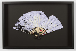 , 'Fan, no. 3,' 2013, Garis & Hahn