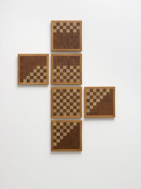 , 'Art as a big chess game No. 07,' 2017, Nils Stærk