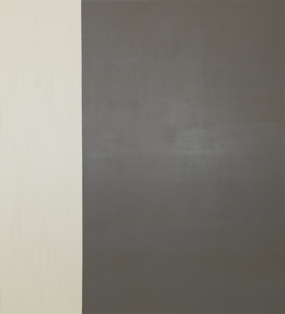 Yuko Shiraishi, 'Abutment', 1996, Painting, Oil on canvas, Annely Juda Fine Art