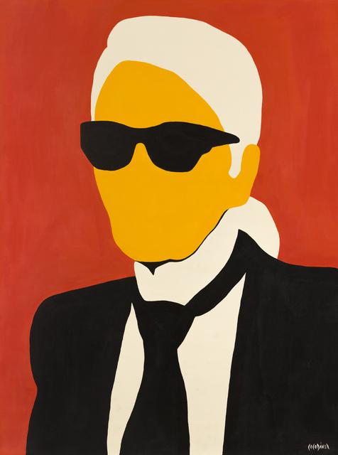 Coco Davez, 'Karl ', 2019, Maddox Gallery