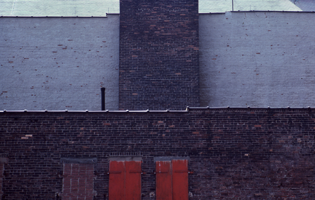 , 'Red windows,' 1978, Ana Mas Projects