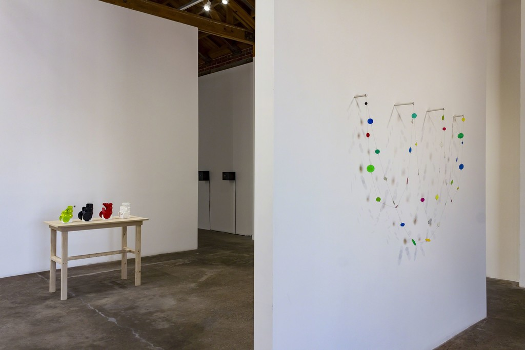 """Conceptual Craft II"" installation view 5"